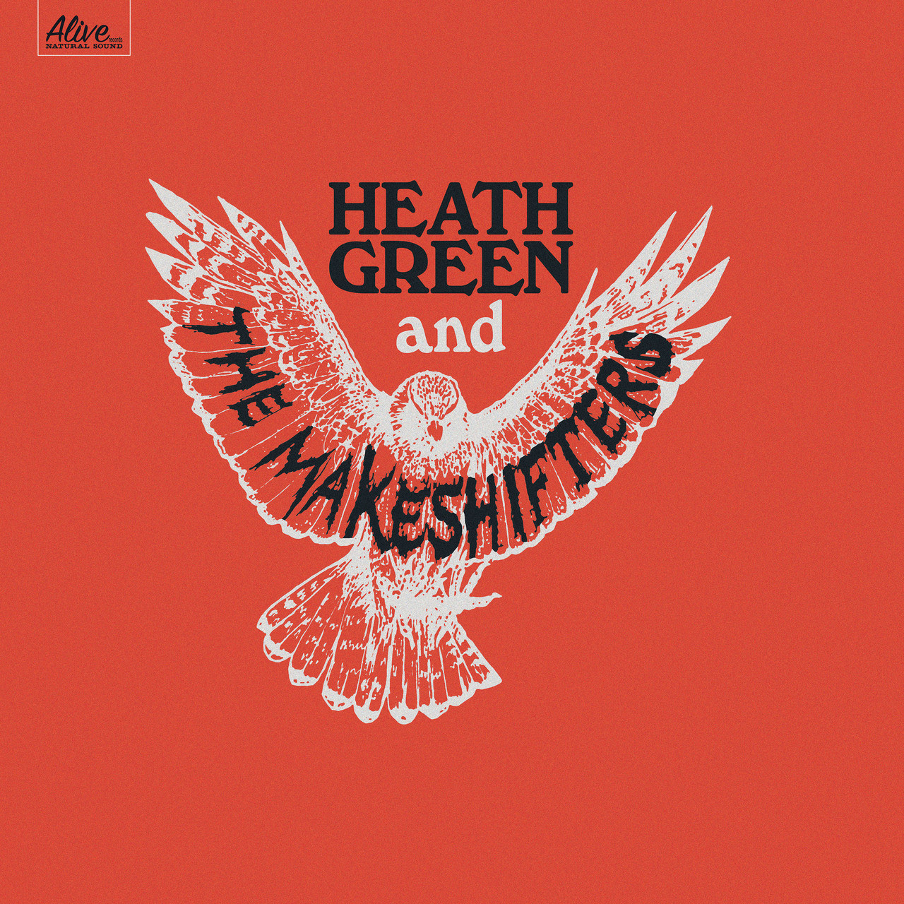 Heath Green And The Makeshifters St Classic Black Vinyl Lp Bomp Records