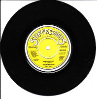 RUMOUR  - Frozen Years (GRaham Parker Group)1979  STIFF RECORDS 45 RPM
