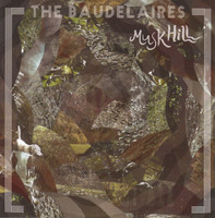 BAUDELAIRS  - MUSK HILL (psych garage) CD