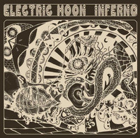 ELECTRIC MOON  -INFERNO( German acid rock) CD