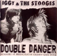 IGGY POP & the STOOGES  - Double Danger -Iguana Chronicles- live 73 -LAST COPIES! DBL CD