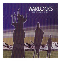 WARLOCKS  -Rise and Fall (2001 Spacemen 3, Elevators style) LAST COPY! CD
