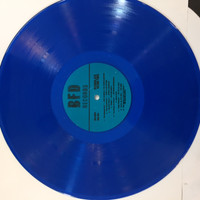 PEBBLES   - Vol 3 - LAST COPIES! BLUE  VINYL -  COMP LP
