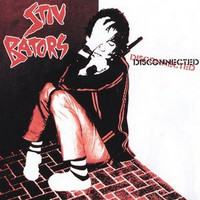 BATORS, STIV - Disconnected -with cool printed inner sleeve! (powerpop)CLASSIC BLACK  VINYL LP