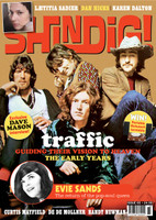 SHINDIG!  -#65 TRAFFIC - BOOKS & MAGS