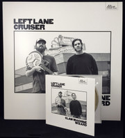 LEFT LANE CRUISER - Claw Machine Wizard - DIGIPACK CD  WITH BONUS TRACK