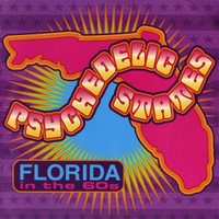 PSYCHEDELIC STATES  - FLORIDA In The 60's VOL 1-  COMP CD