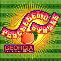 PSYCHEDELIC STATES  - GEORGIA In The 60's VOL 1-  COMP CD