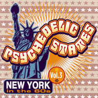 PSYCHEDELIC STATES  - NEW YORK  In The 60's VOL 3-  COMP CD