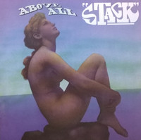 STACK  - Above All  (ultrarare 60s Who style with bonus track) CD