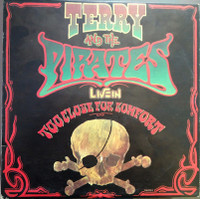 TERRY & THE PIRATES- Too Close For Comfort (70s San Francisco Quicksilver Messenger Service ) CD