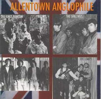 ALLENTOWN ANGLOPHILE  - VA  (rare 60s garage British Invasion style)COMP CD