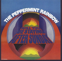 PEPPERMINT RAINBOW  - Will You Be Staying After Sunday (1969  BUBBLEGUM Pop)LP