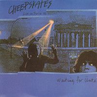 CHEEPSKATES- Live in Berlin (power pop) CD
