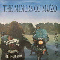 MINERS OF MUZO- MAKE MY DAY (DUTCH 60s beat psych) CD