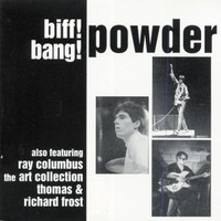POWDER  -Biff! Bang! Powder  (60s CALIFORNIA powerpop )  CD