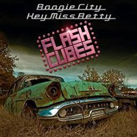 FLASHCUBES- Boogie City(POWERPOP) TWEAKED CORNER BARGAIN 45 RPM
