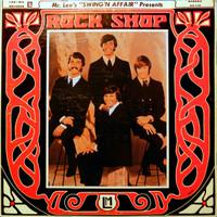ROCK SHOP- ST  (rare 1969 garage psych rarity) CD