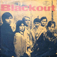 BLACKOUT- ST (groovy  Polish 60s garage) CD