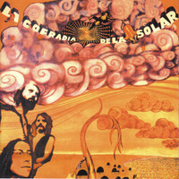 COFRADIA DE LA FLOR SOLAR- ST (1971 S American stoned mix of acoustic/electric fuzz guitars)CD