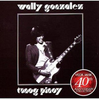 GONZALEZ, WALLY- Tunog Pinoy (heavy acid blues psych) CD