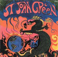 ST. JOHN'S GREEN - ST (L.A. 60s psych GREEK pressing ) w liners - CD