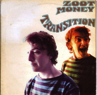 ZOOT MONEY  -Transition (LOST 70S PSYCH GEM) CD