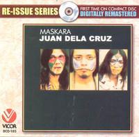 JUAN DE LA CRUZ  - MASKARA (bluesy stoner jams) CD