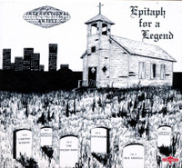 EPITAPH FOR A LEGEND- VA  (60s psych w 13th Floor Elevators & Red Crayola)DOUBLE CD WITH BOOKLET . COMP CD