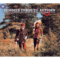 SUMMER TURNS TO AUTUMN - Ember Rock Vol. 2 (RARE 60S PSYCH& PROG) COMP CD