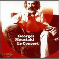 MOUSTAKI,GEORGES   - Le Concert (French 50s/60s outsider)  CD