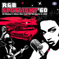 R&B SPOTLIGHT #60  -R&B / pop hits of 1959- DBL COMP CD