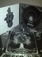 BOG OAK  -A TREATISE ON RESURRECTION AND THE AFTERLIFE-  CD