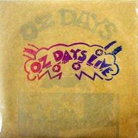 OZ DAYS LIVE  - VA (70s Psych)  DOUBLE COMP CD