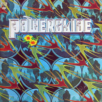 NEW RIDERS OF THE PURPLE SAGE -Powerglide (ultimate psych country rock  w JERRY GARCIA   LP