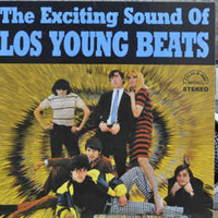 YOUNG BEATS, LOS - Exciting Sound of  (rare 1966  Columbian  garage) LP