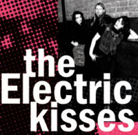 ELECTRIC KISSES  - ST (POWER POP -REAL KIDS, NIKKI AND THE CORVETTES STYLE)  CD