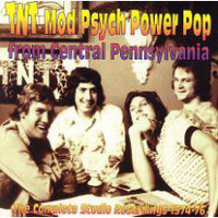 TNT- Mod Psych Power Pop From Central PA- CD