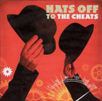 CHEATS  -HATS OFF TO THE CHEATS (GARAGE FROM MELBOURNE)  CD
