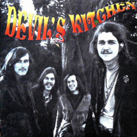 DEVIL'S KITCHEN  - ST  (SF 60s heavy guitar psych ) LP