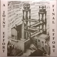 JOINT EFFORT -Final Effort (Psych/rock/ folk 1974) LP