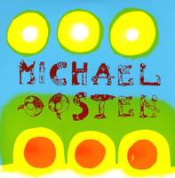 OOSTEN, MICHAEL -St (70s hippie psych) HAND SCREENED COVER w 3 bonus tracks.-  LP