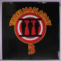 THREE MAN ARMY  -  3  SALE! (must-have for all 70s HARD PSYCH ROCK FANS ) unrel material  nice glossy sleeve - LP
