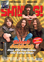 SHINDIG!  -#72 BLACK SABBATH - BOOKS & MAGS
