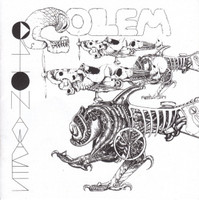 GOLEM - Orion Awakes  (70s Kraut psych space rock) CD