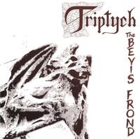 BEVIS FROND- Triptych(80s psych legends)SLIGHT CORNER CRUNCH DISCOUNT!  DOUBLE  LP