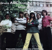 GRUPA ABC  -MOJA ABC(60s Polish psych pop legends)CD