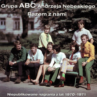 GRUPA ABC  - RAZEM Z NAM( 1970  Polish psych pop legends) CD