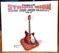 TWELVE STRING HIGH  # 2  Mind expanding tunes!   COMP CD