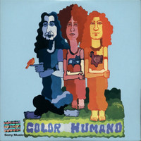 COLOR HUMANO   -II(Argentine Hendrix-Style Rock) MINI SLV.  CD